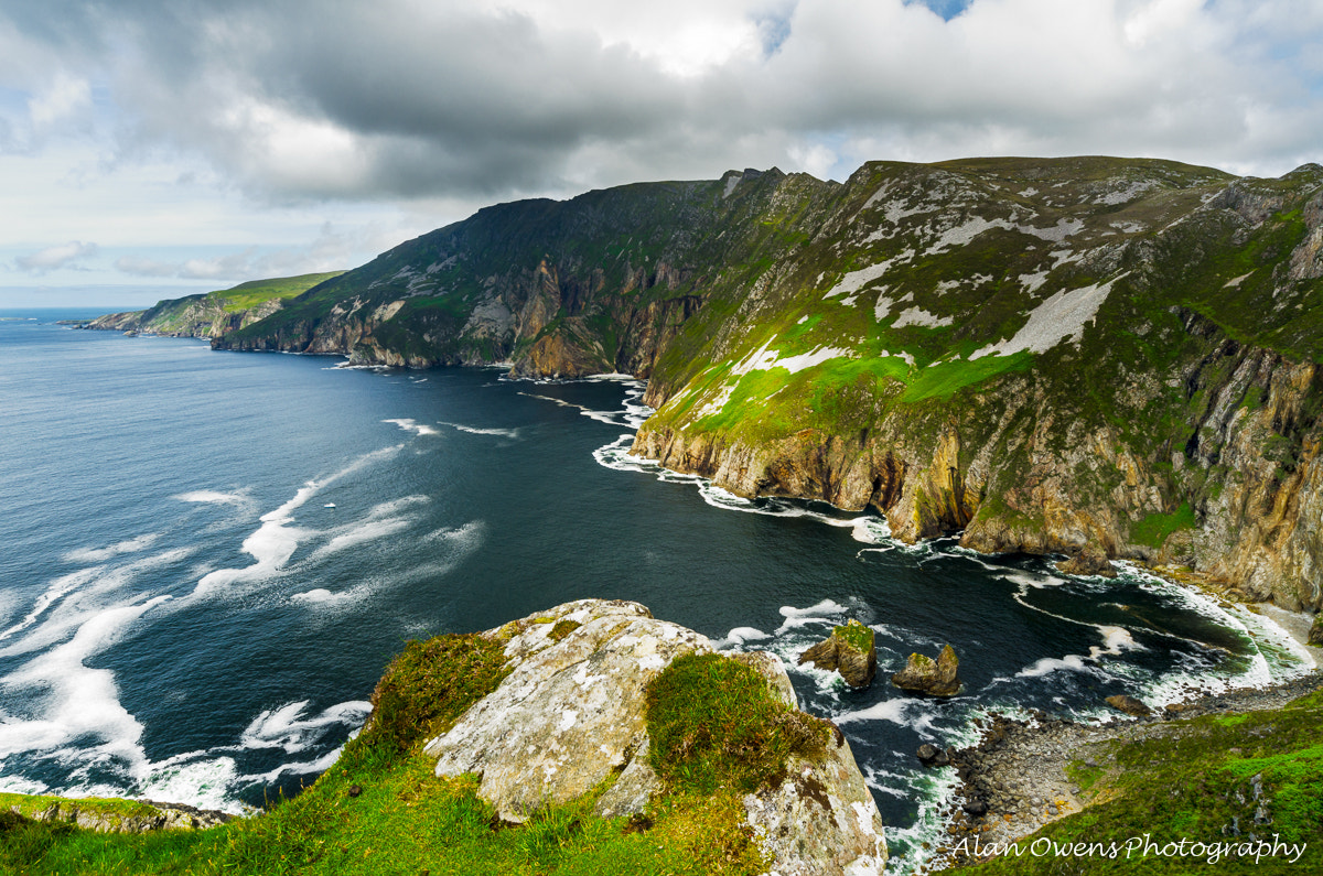 Photograph Slieve League  by Alan Owens on 500px