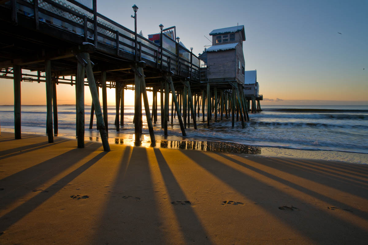 Photograph The Pier by Chris Drew on 500px