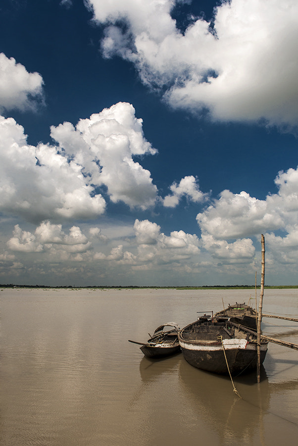 Photograph Ready to Sail by Sourik Ghosh on 500px