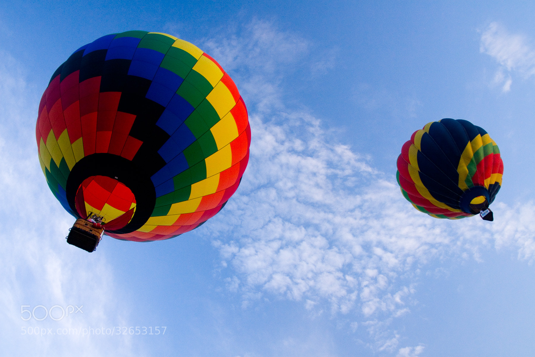 Photograph Great Falls Balloon Fest by Chris Drew on 500px