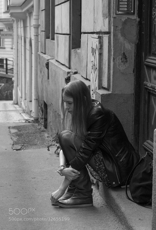 Photograph Nasťa by Alena Gurenchuk on 500px