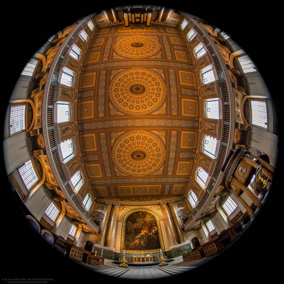 Photograph The Chapel (8mm) by jo williams on 500px