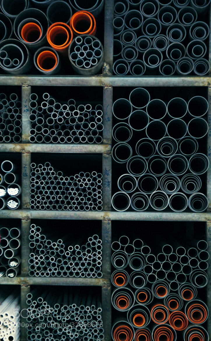 Photograph Tubes by Hanson Mao on 500px
