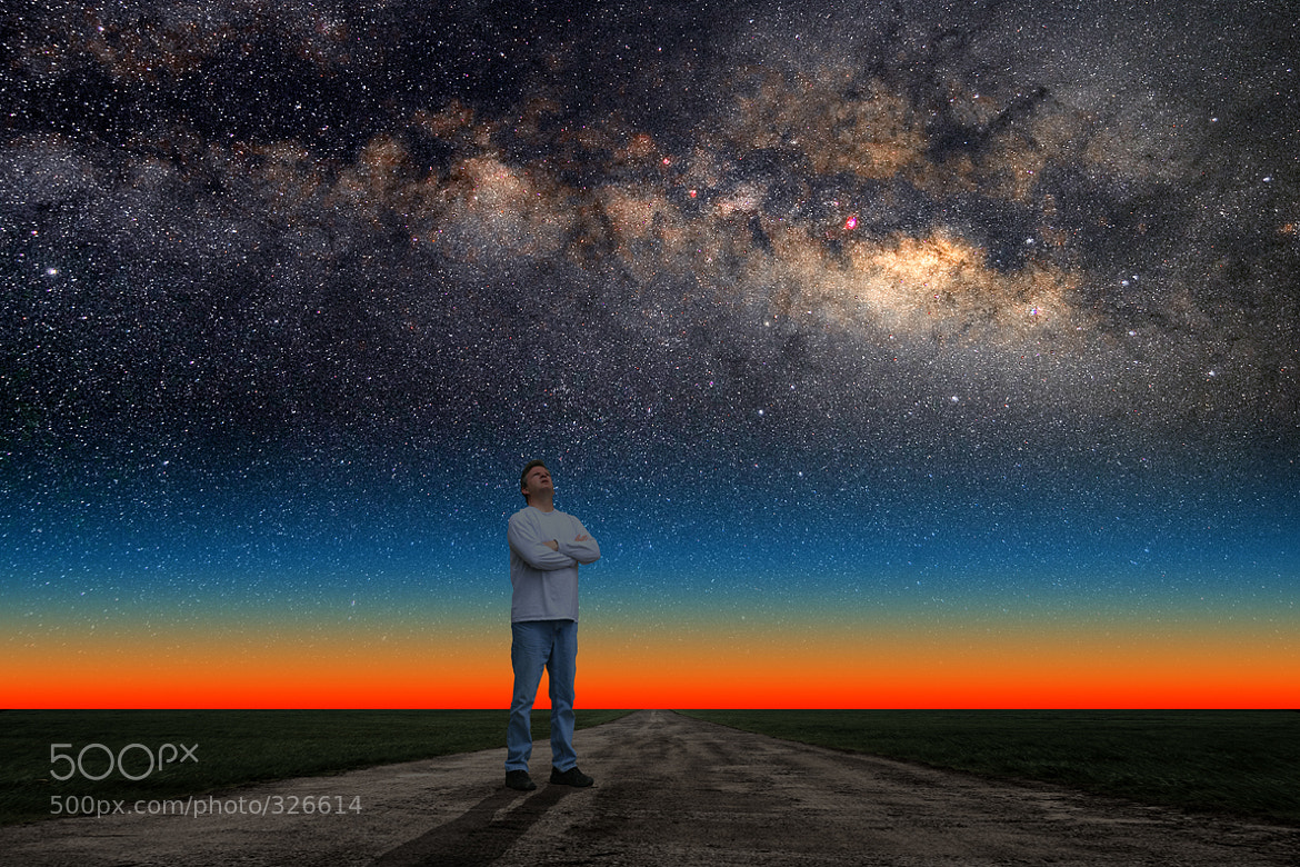 Photograph Star Gazer by Larry Landolfi on 500px