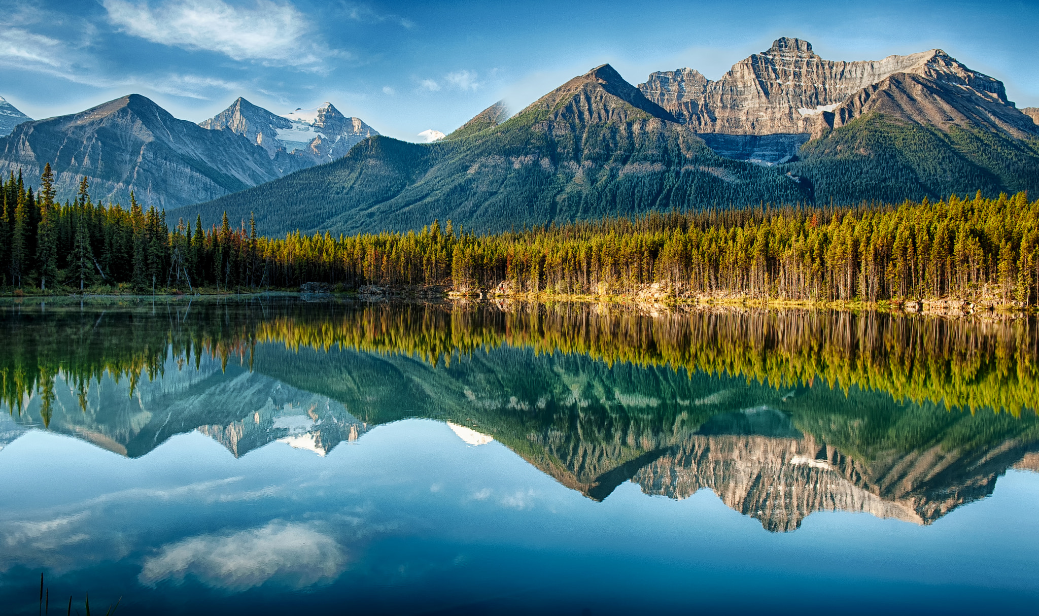 Photograph Herbert  Lake - Banff National Park by Jeff Clow on 500px