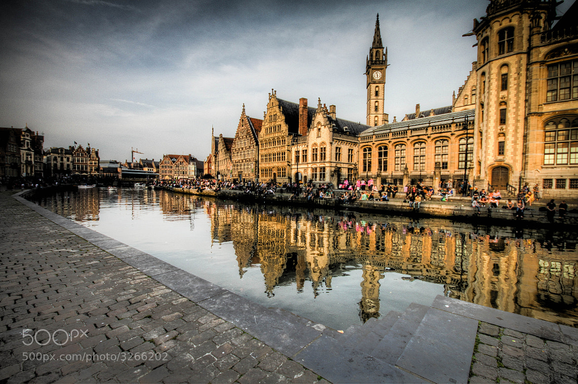 Photograph Gent, Belgium by Daniel Fornies Soria on 500px