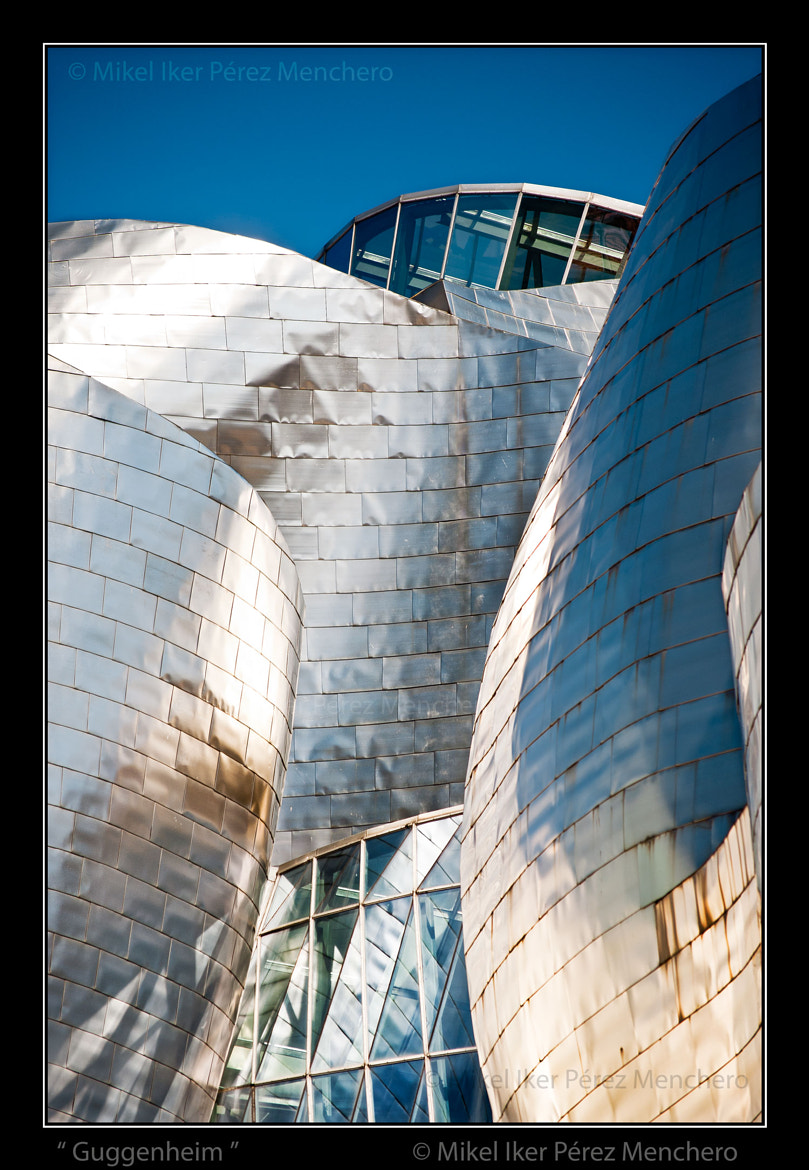 "Photograph ""Guggenheim"" by Mikel Menchero on 500px"