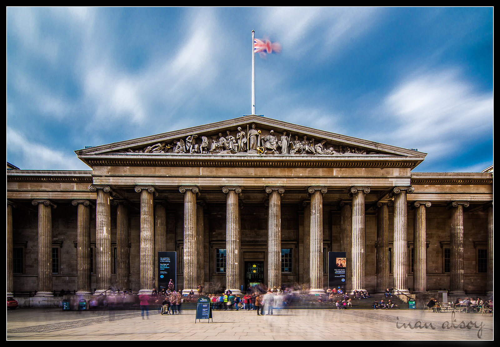 Photograph British Museum by Inan Aksoy on 500px