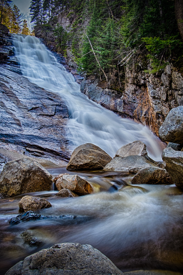 Photograph Ripley Falls by Sébastien Trudeau-Dion on 500px