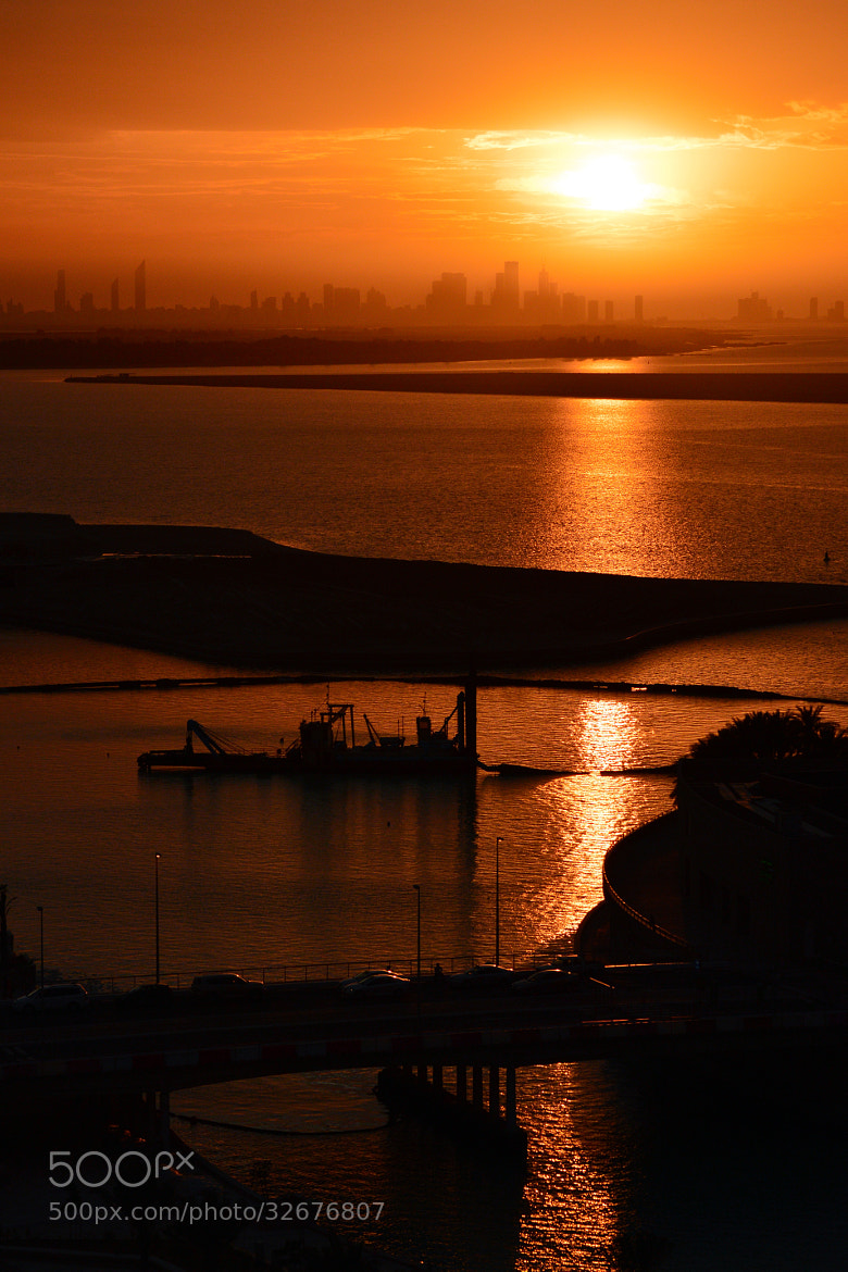 Photograph Abu Dhabi sunset 2 by Garry Dow on 500px
