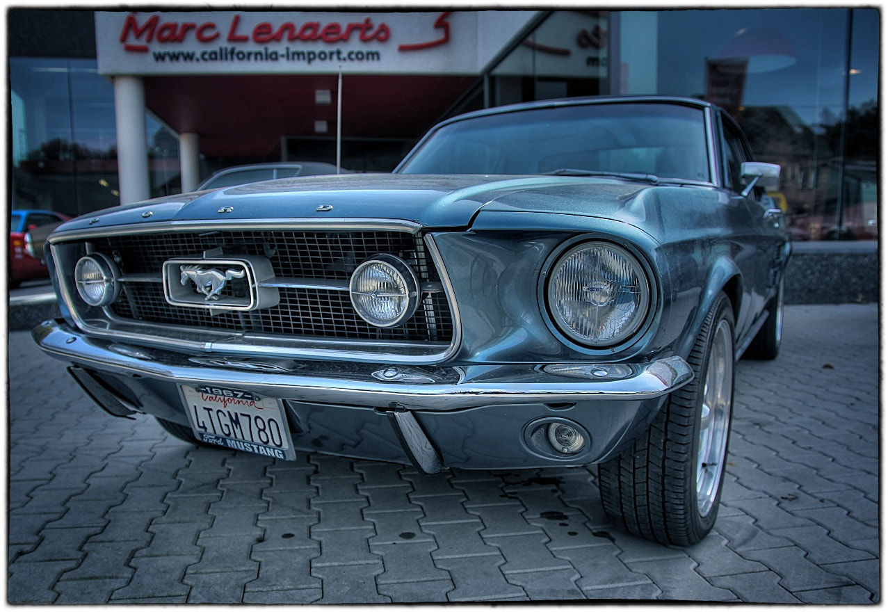 Photograph Ford Mustang by Koen Domus on 500px