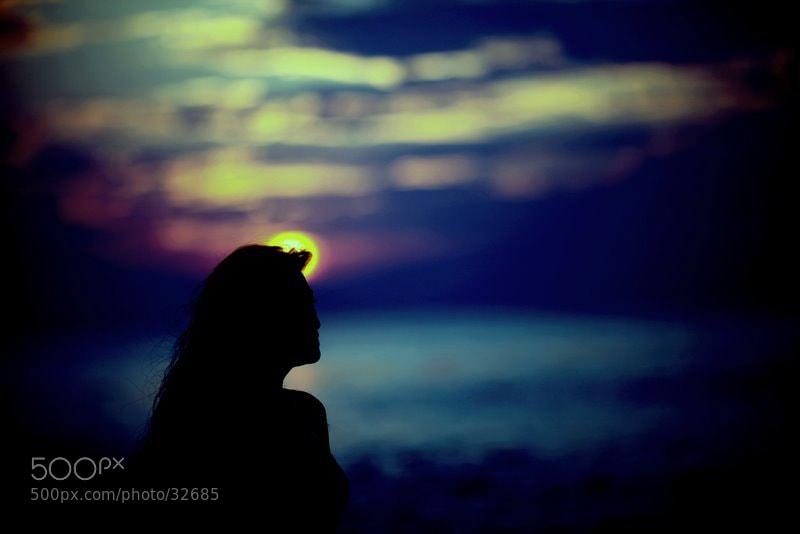 Photograph sunset by Maria Golomidova on 500px