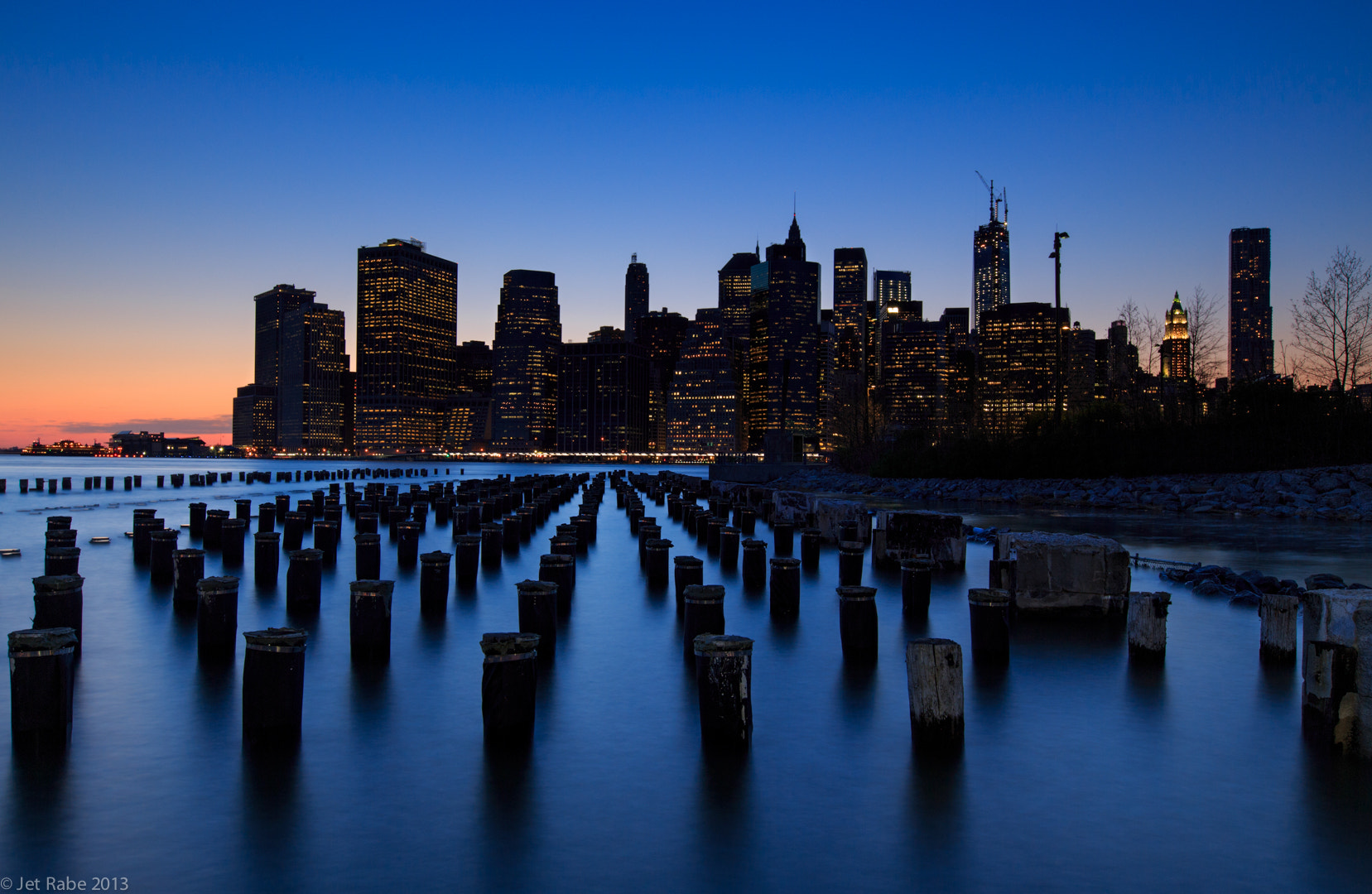 Photograph Lower Manhattan by Jet Rabe on 500px