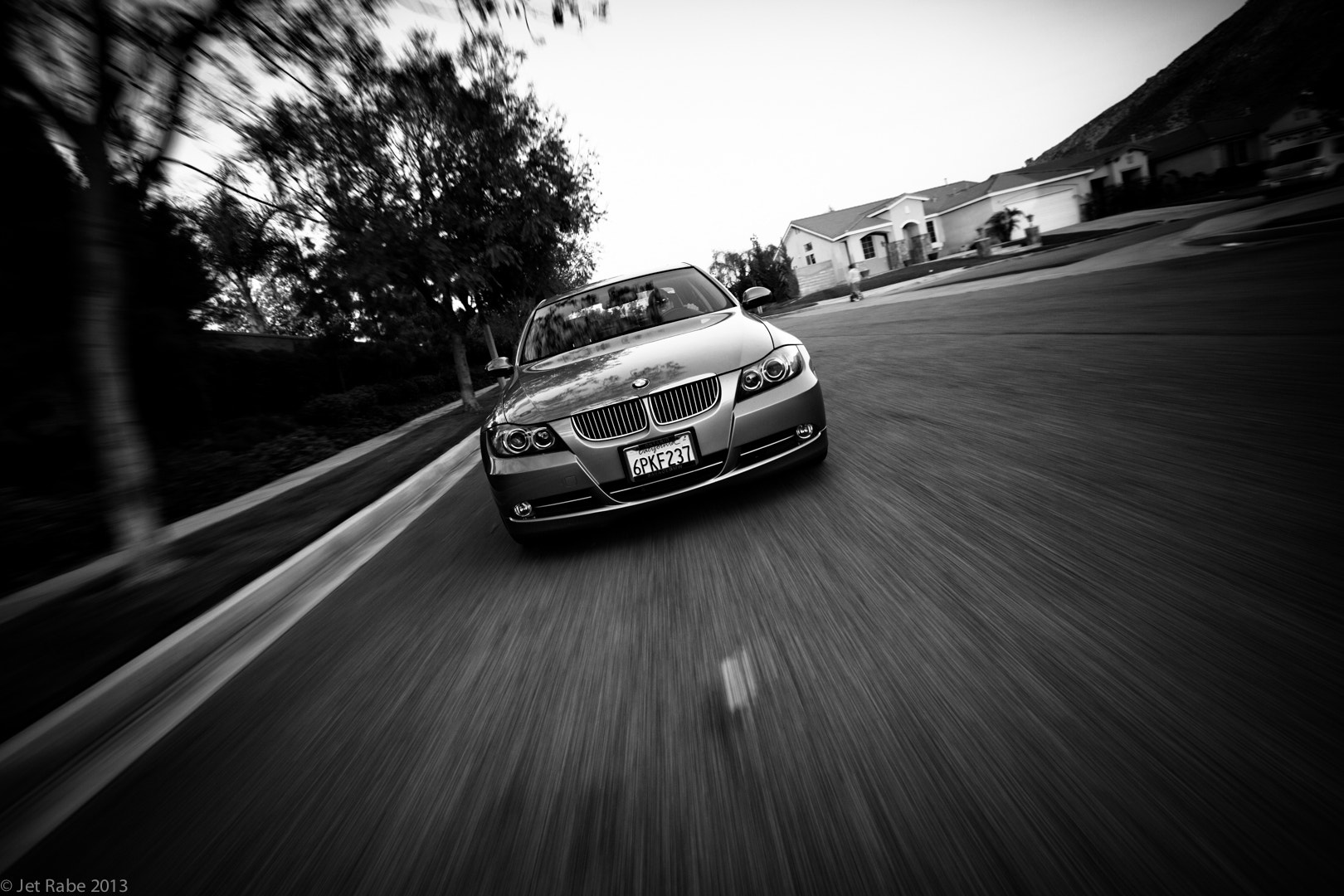 Photograph BMW 335i by Jet Rabe on 500px