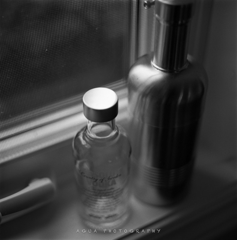 Photograph Bottles by the window by Lei Ding on 500px