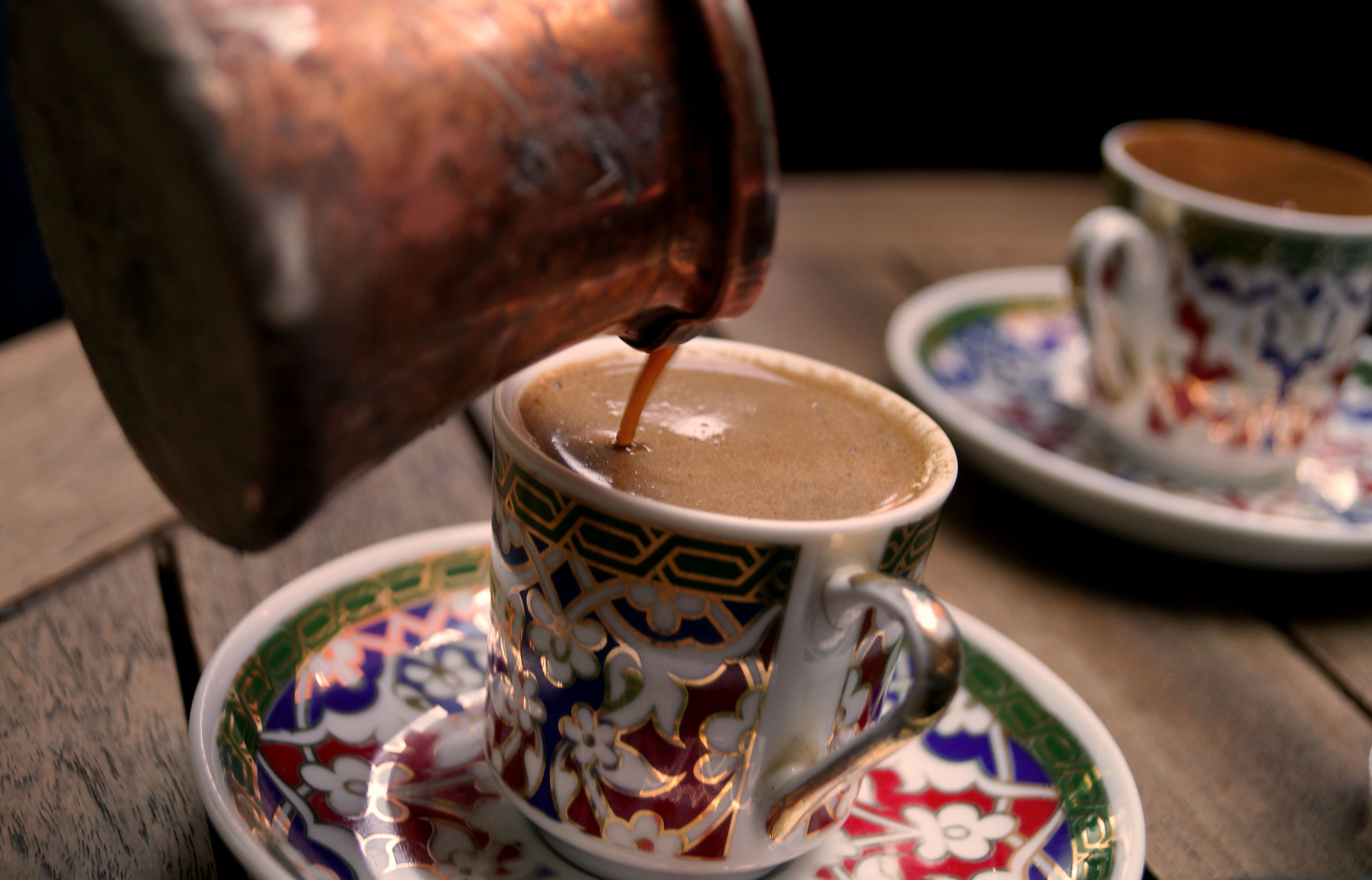 Photograph turkish coffee by anlatamiyorum  on 500px