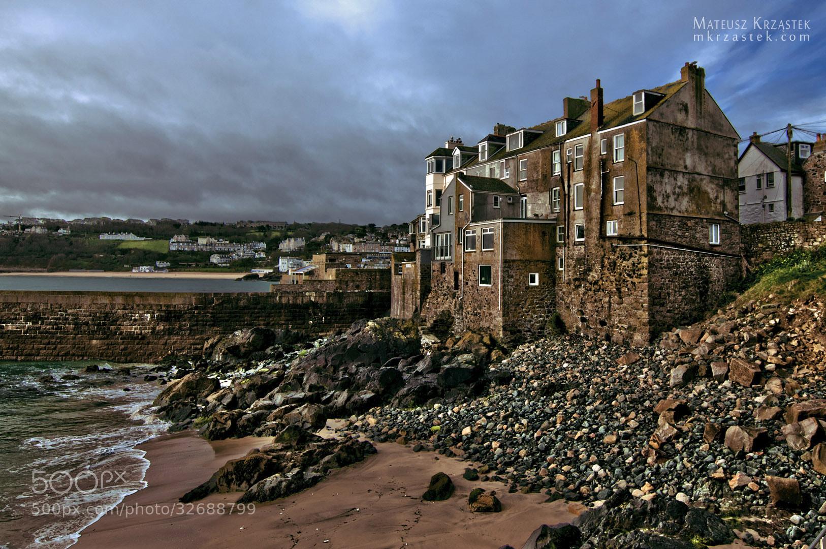 Photograph St. Ives, Cornwall by Mateusz Krząstek on 500px