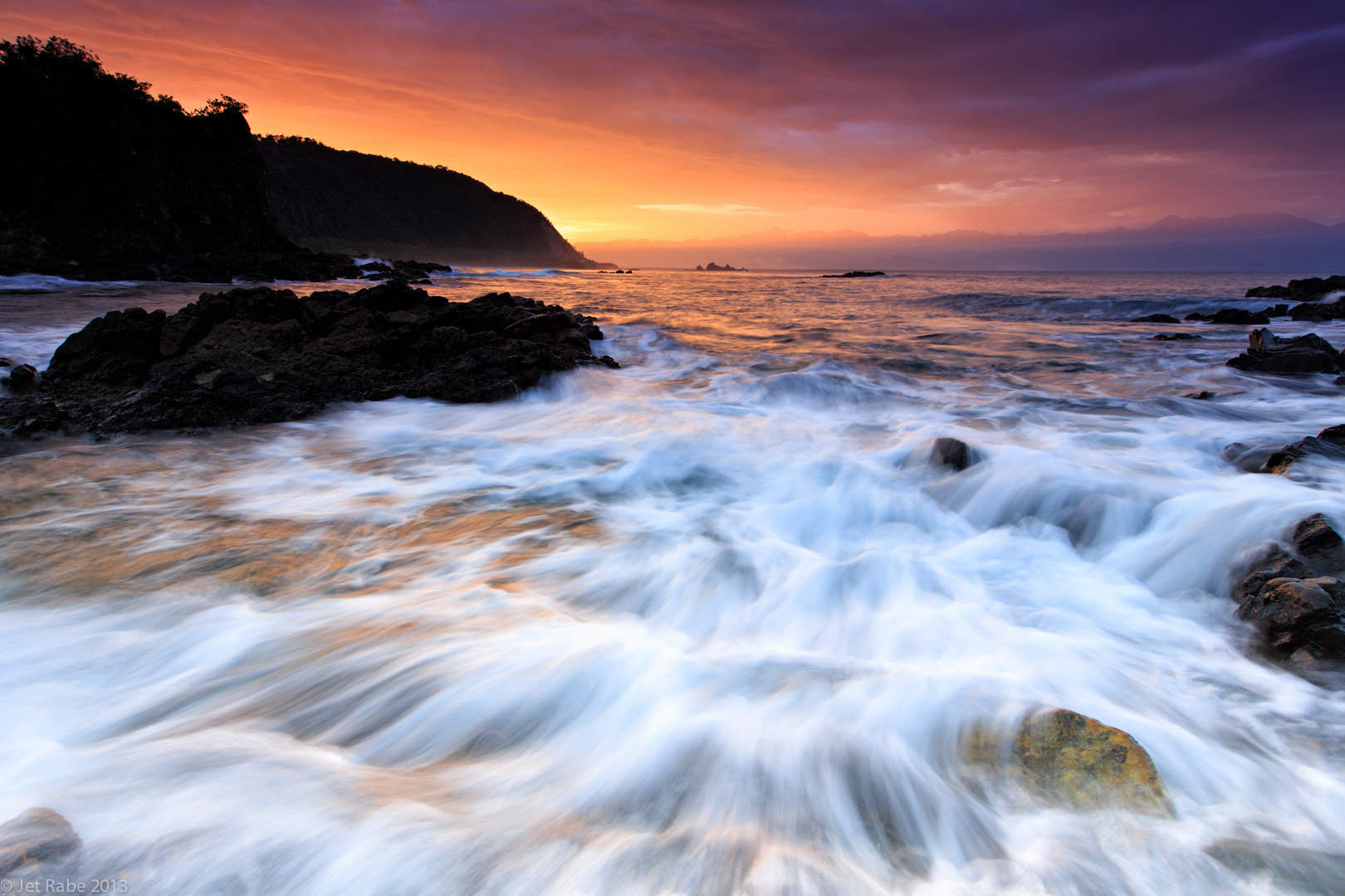 Photograph Dynamic Sunset by Jet Rabe on 500px