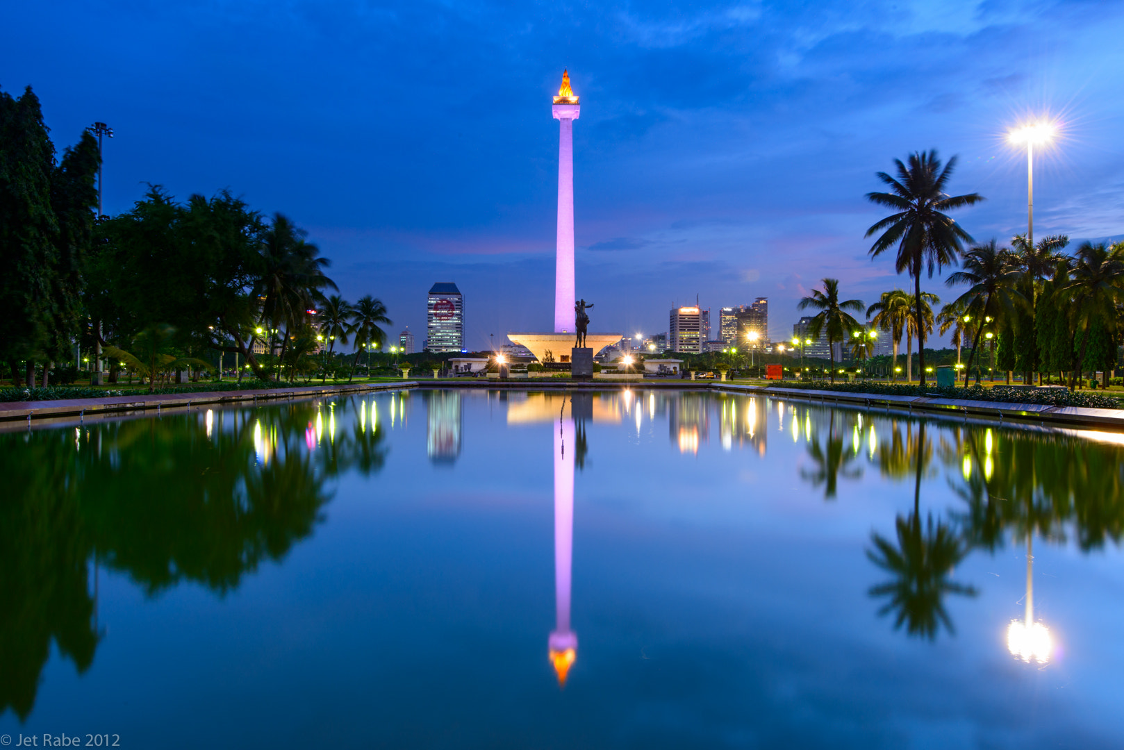 Photograph Jakarta City Park by Jet Rabe on 500px