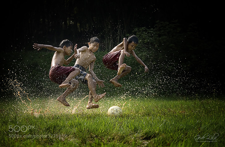 Photograph Jumps by I Gede Lila Kantiana on 500px