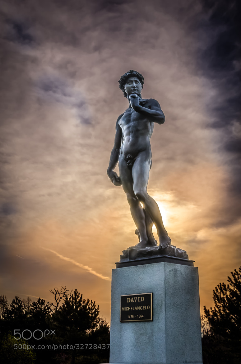 Photograph David by Michelangelo by Anthony Morganti on 500px