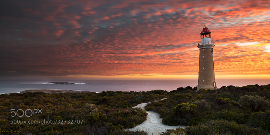 Cape Du Couedic Lighthouse by Leah Kennedy on 500px