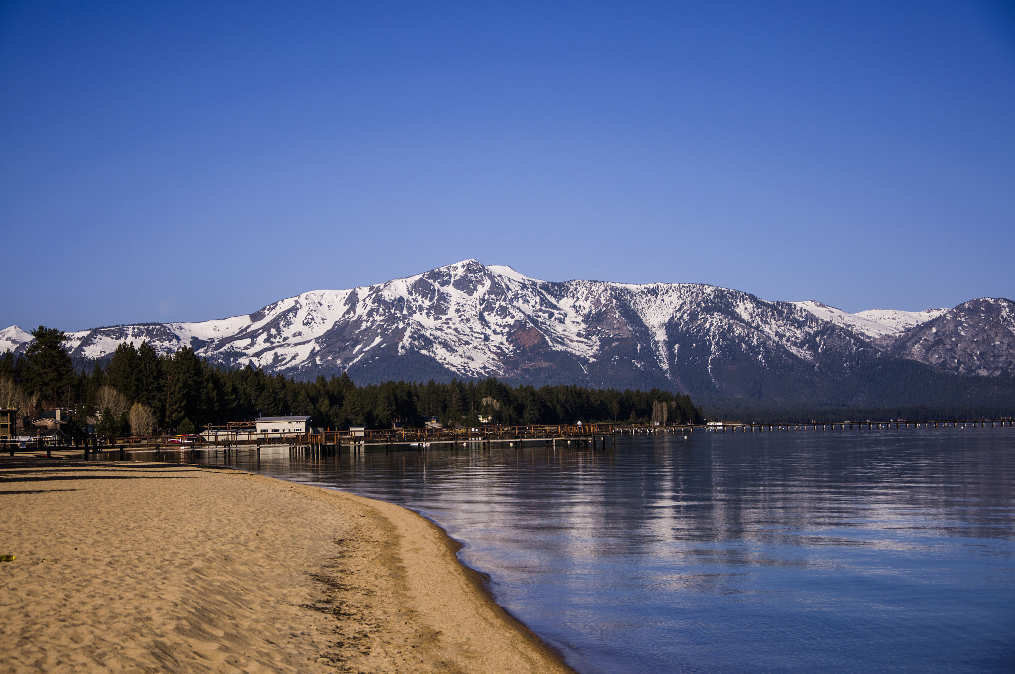 Photograph Lake Tahoe by Harit Himanshu on 500px