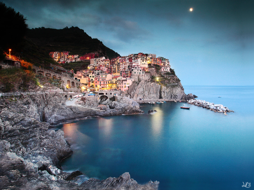 Photograph Cinque Terre ... by Liron Ha on 500px