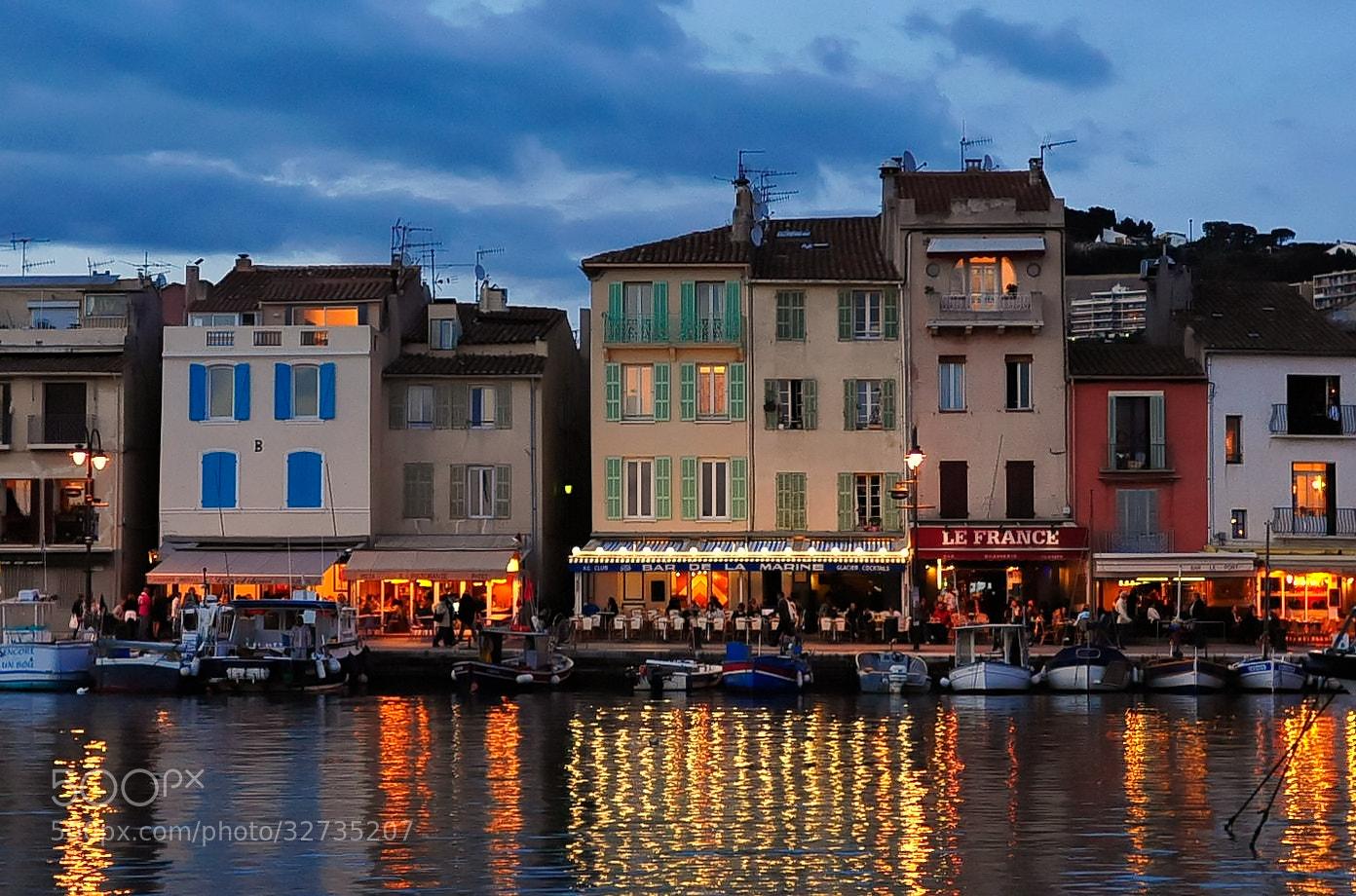 Photograph Quai de Cassis, Provence by Angelo Ferraris on 500px