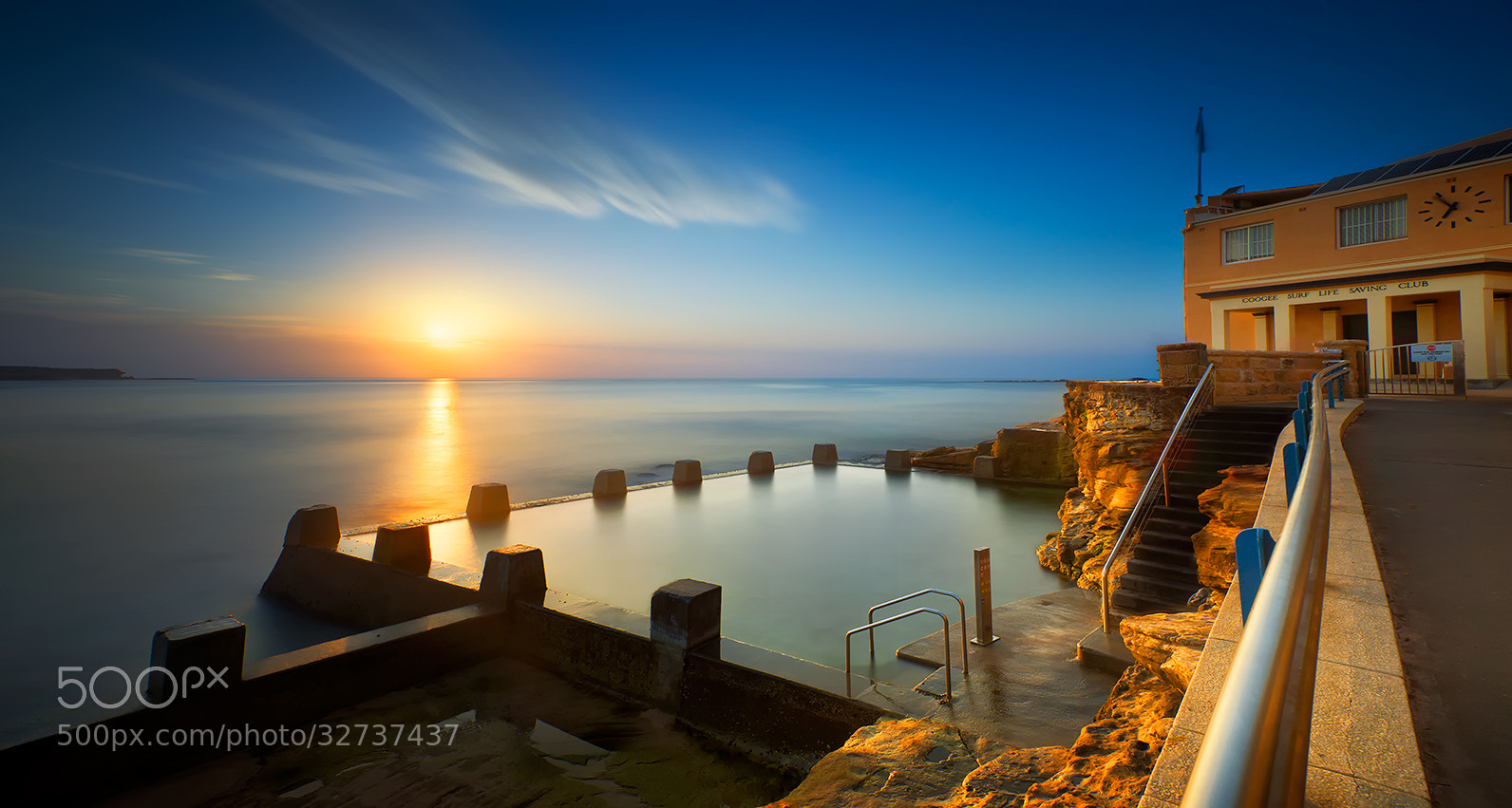 Photograph Coogee rock pool by Goff Kitsawad on 500px