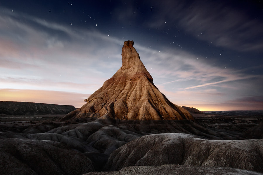 Photograph bardenas reales by Macjonnhy  on 500px