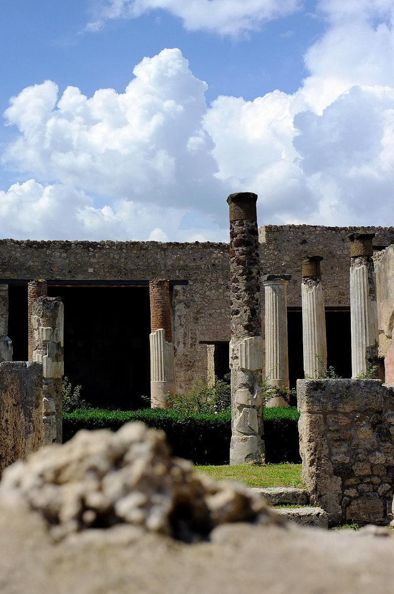 Photograph Pompeii Ruins by B Ng on 500px