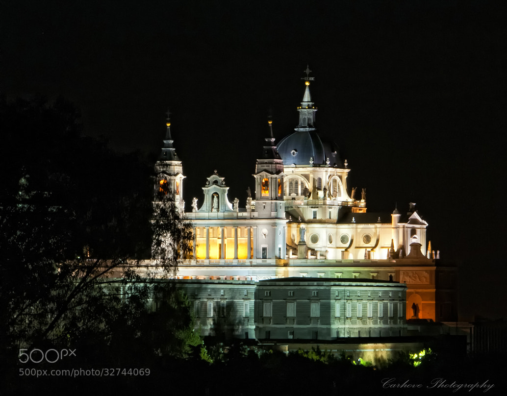 Photograph La Almudena by Carlos  on 500px