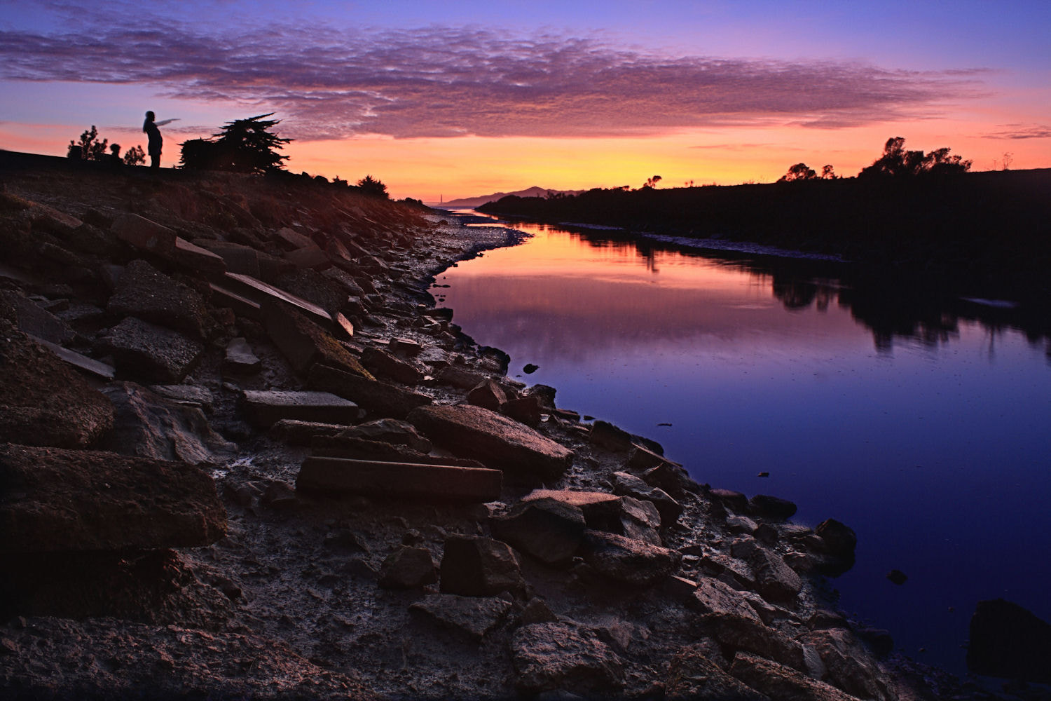 Photograph Pt. Isabel sunset by Greg K on 500px