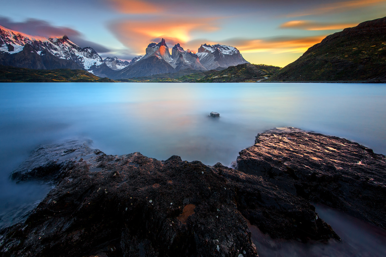 Photograph Cuernos Del Paine by OaKy Isra on 500px