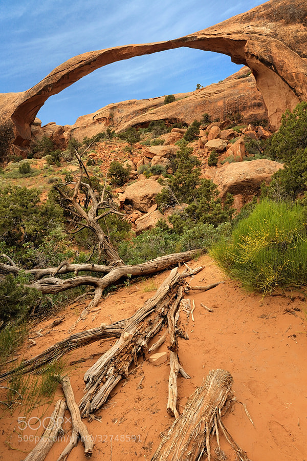 Photograph Landscape Arch by Jimmy De Taeye on 500px
