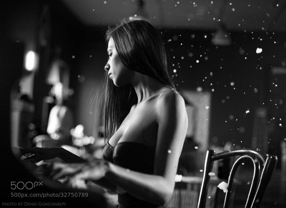 Photograph snow by Denis Goncharov on 500px