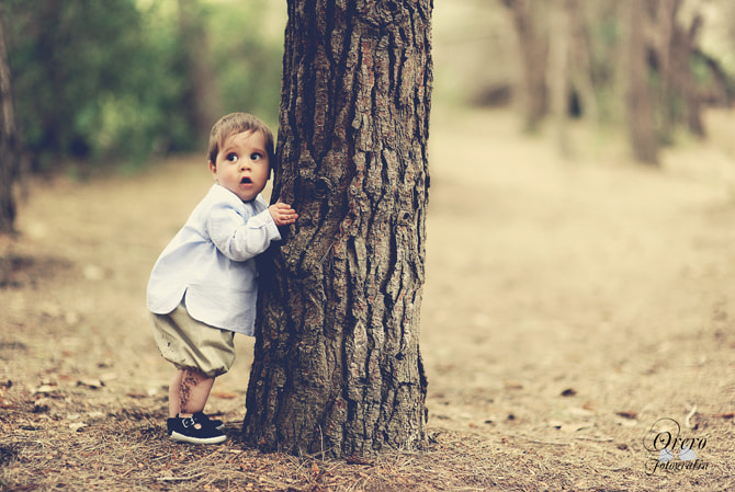 Photograph Tree Baby by Manuel Orero on 500px