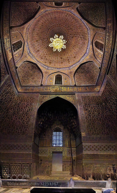 """Photograph Mausoleum """"Gur Emir"""" by Otabek Yuldashev on 500px"""
