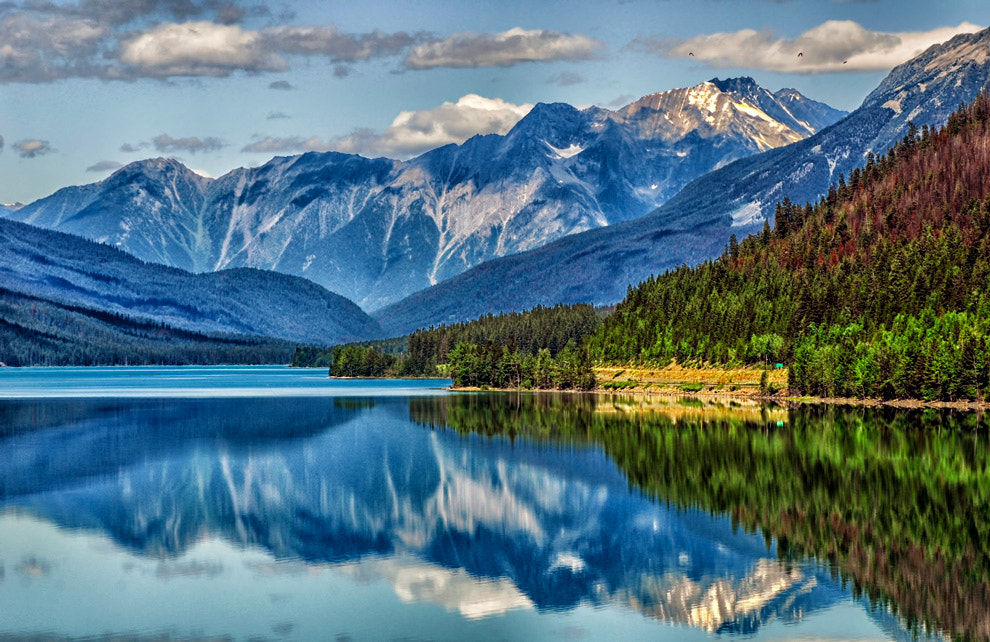 Photograph A lake in British Columbia Canada by Greg McLemore on 500px