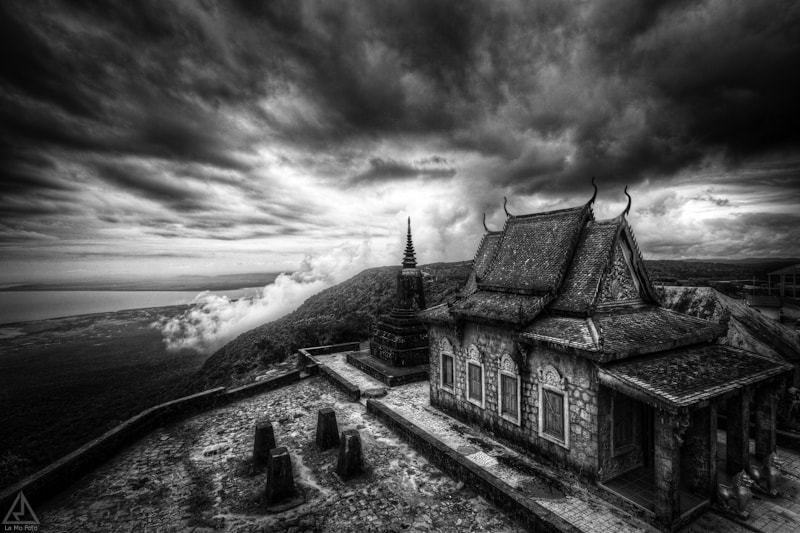 Photograph Mystic temple by La Mo on 500px