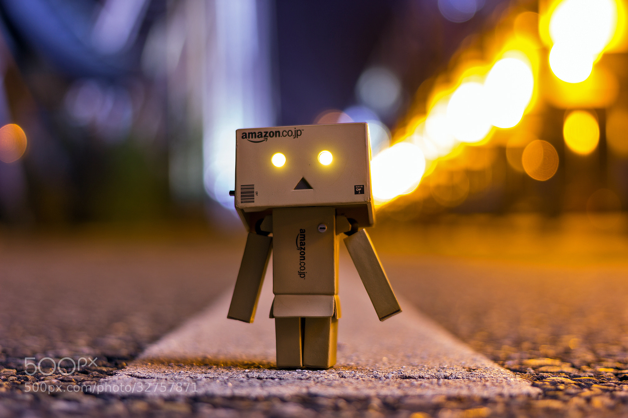Photograph Danbo at Europa Park by Michael Flocco on 500px