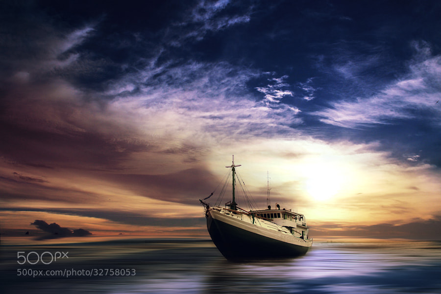 Photograph Last Ship #2 by 3 Joko on 500px