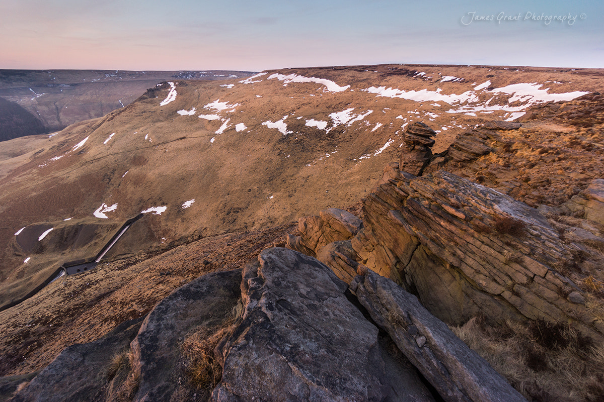 Photograph Dean Rocks by James Grant on 500px