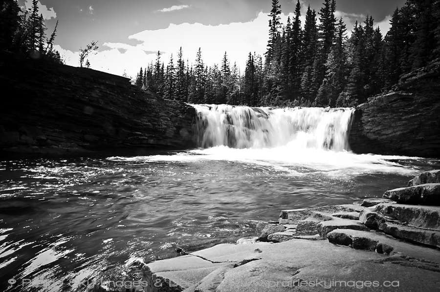 Photograph Sheep River Falls by Karyn Lee on 500px