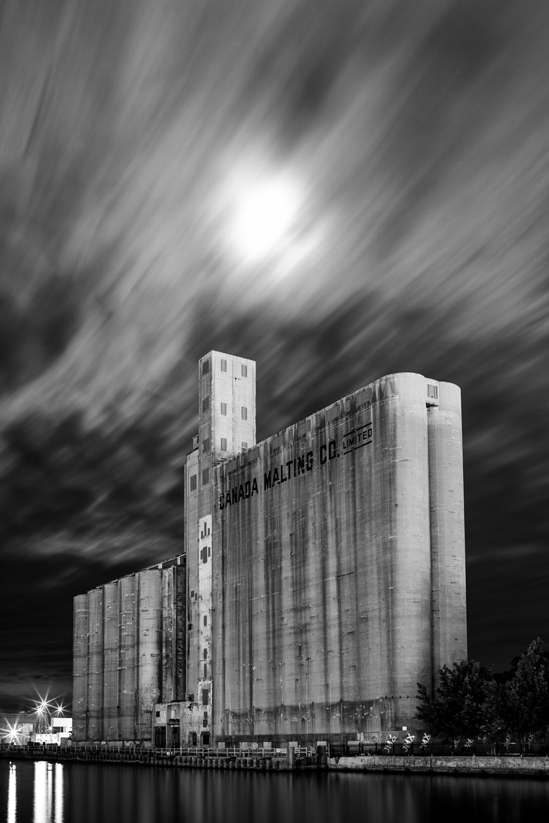 Photograph Silo City by Neil Ta on 500px