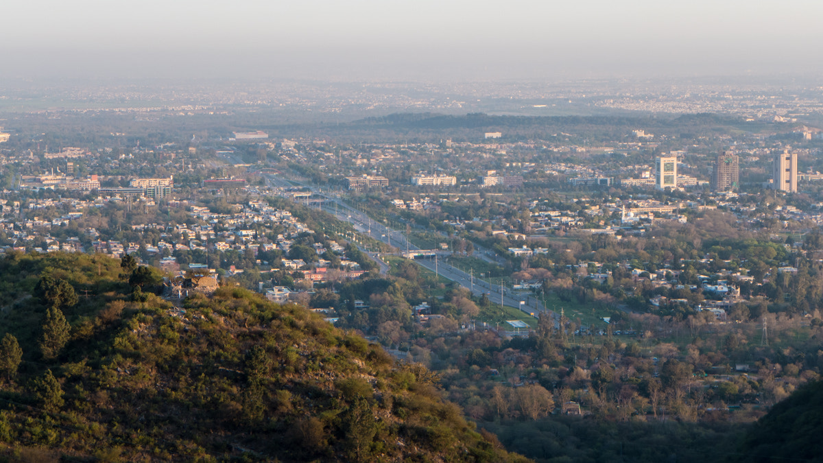 Photograph Islamabad, from Monal by zed1 on 500px