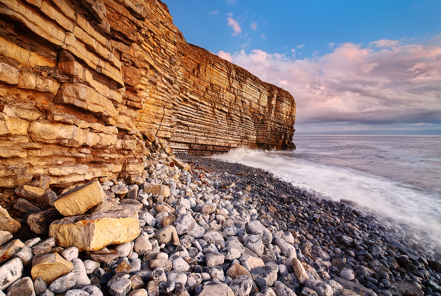 Photograph Nash Point by Michael  Breitung on 500px
