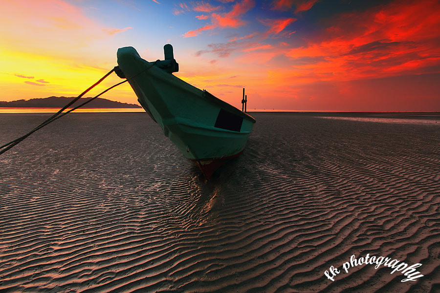 Photograph Boat II by firdaus khaled on 500px