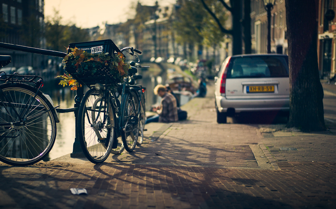 Photograph Amsterdam 2 by Yves Kraus on 500px